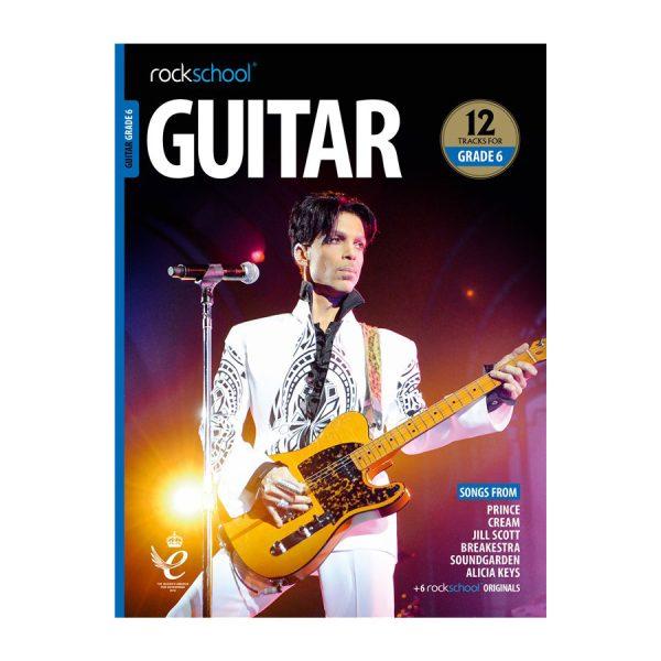 Rockschool Guitar - Grade 6 2018-2024