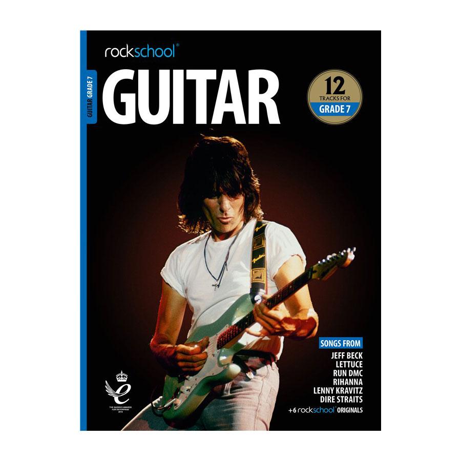 Rockschool Guitar - Grade 7 2018-2024