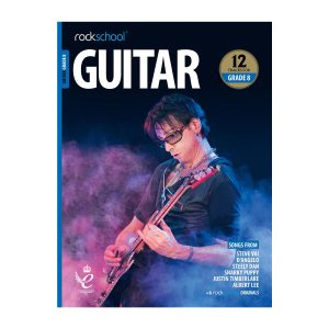 Rockschool Guitar - Grade 8 2018-2024
