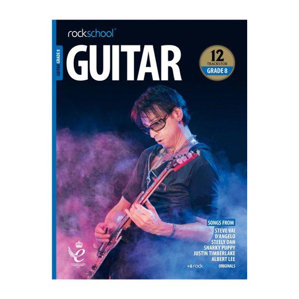 Rockschool Guitar - Grade 8 2018-2024