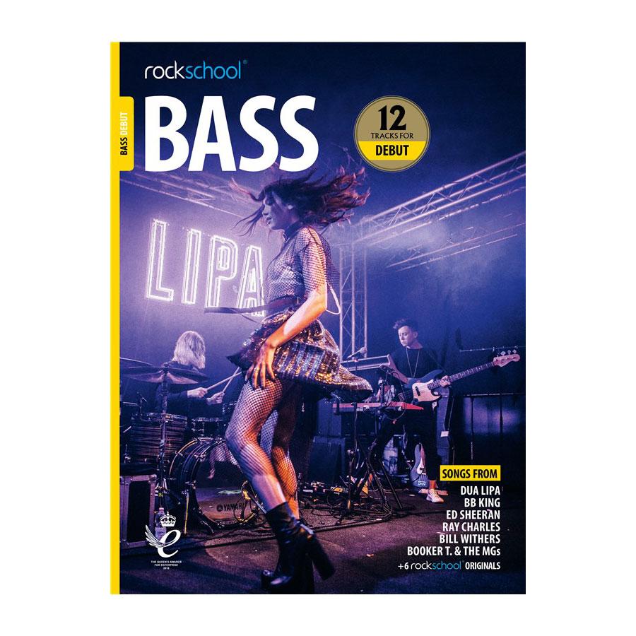 Rockschool Bass - Debut 2018-2024