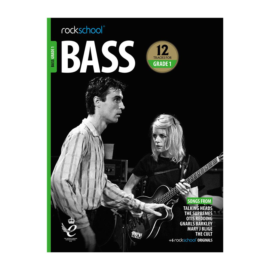 Rockschool Bass - Grade 1 2018-2024