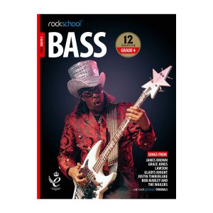 Rockschool Bass - Grade 4 2018-2024