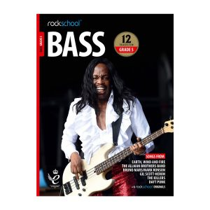Rockschool Bass - Grade 5 2018-2024