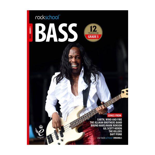 Rockschool Bass - Grade 5 2018-2024