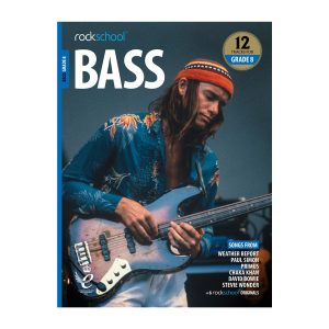 Rockschool Bass - Grade 8 2018-2024
