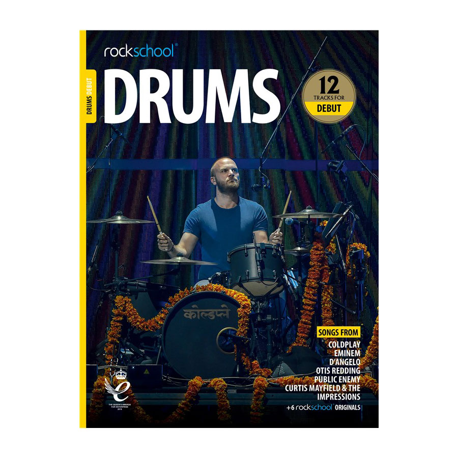 Rockschool Drums - Debut 2018-2024