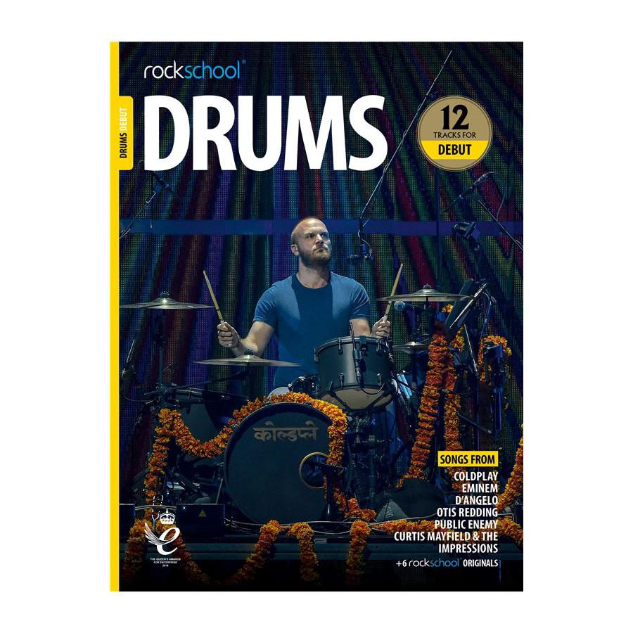 Rockschool Drums - Debut 2018-2024