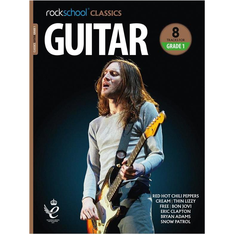 Rockschool Classics Guitar - Grade 1