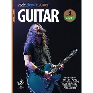 Rockschool Classics Guitar - Grade 2