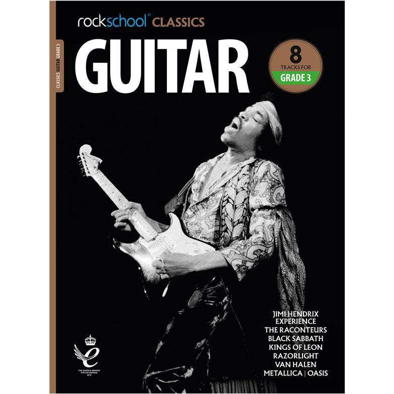 Rockschool Classics Guitar - Grade 3
