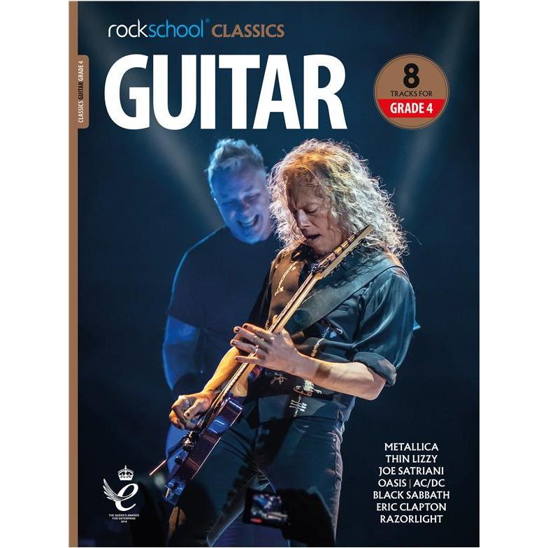 Rockschool Classics Guitar - Grade 4