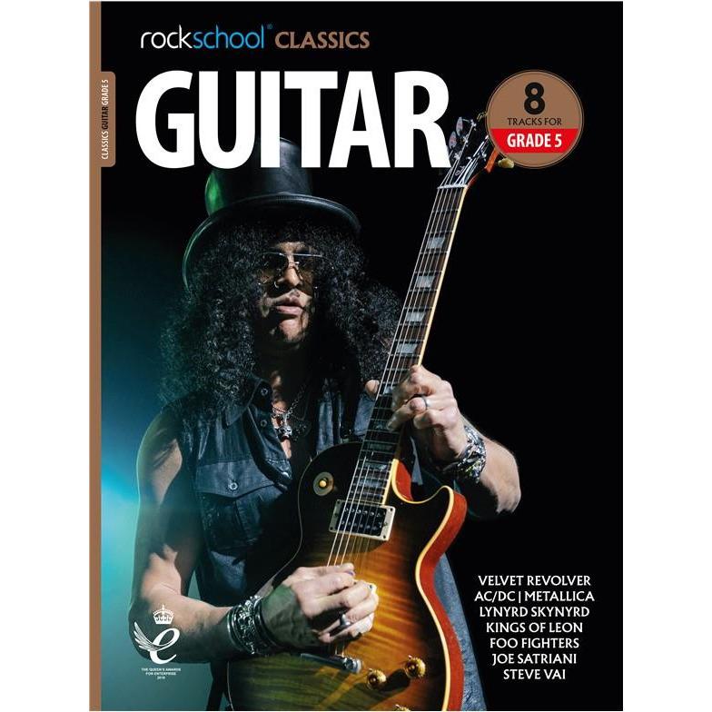 Rockschool Classics Guitar - Grade 5