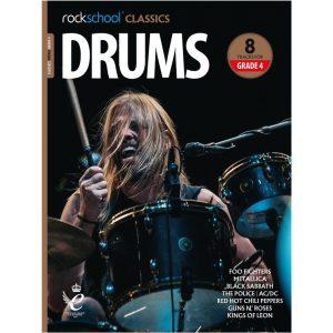 Rockschool Classics Drums - Grade 4