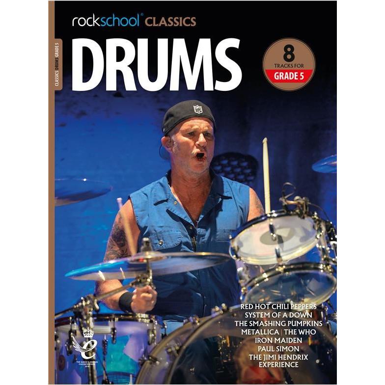 Rockschool Classics Drums - Grade 5