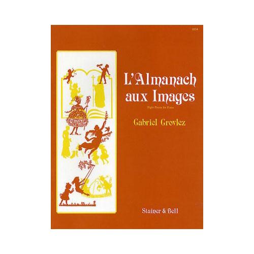 Grovlez: L'Almanach aux images