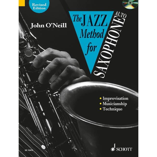 Jazz Method for Alto Saxophone