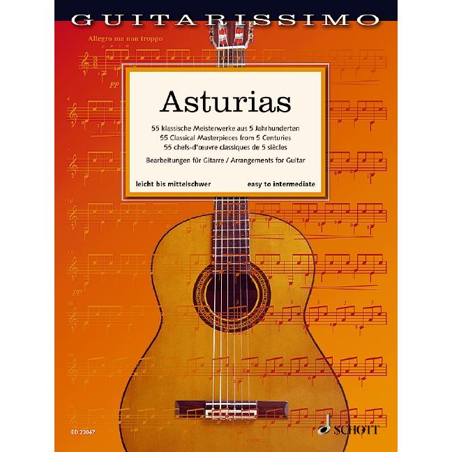 Guitarissimo - Asturias