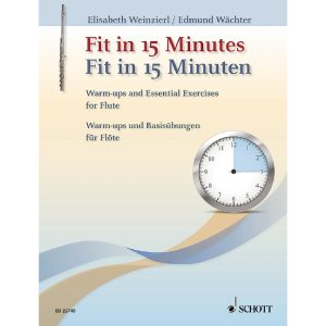 Fit in 15 Minutes (Flute Warm-ups)