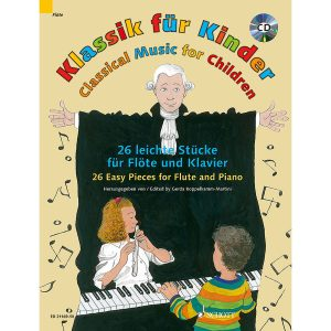 Classical Music for Children (Flute and Piano)