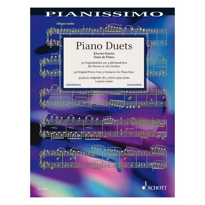 Pianissimo - Piano Duets