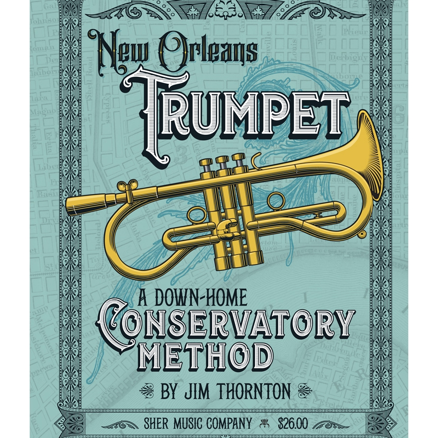 New Orleans Trumpet (Jim Thornton)