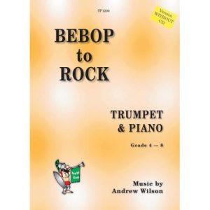 Bebop to Rock (Trumpet & Piano) No CD
