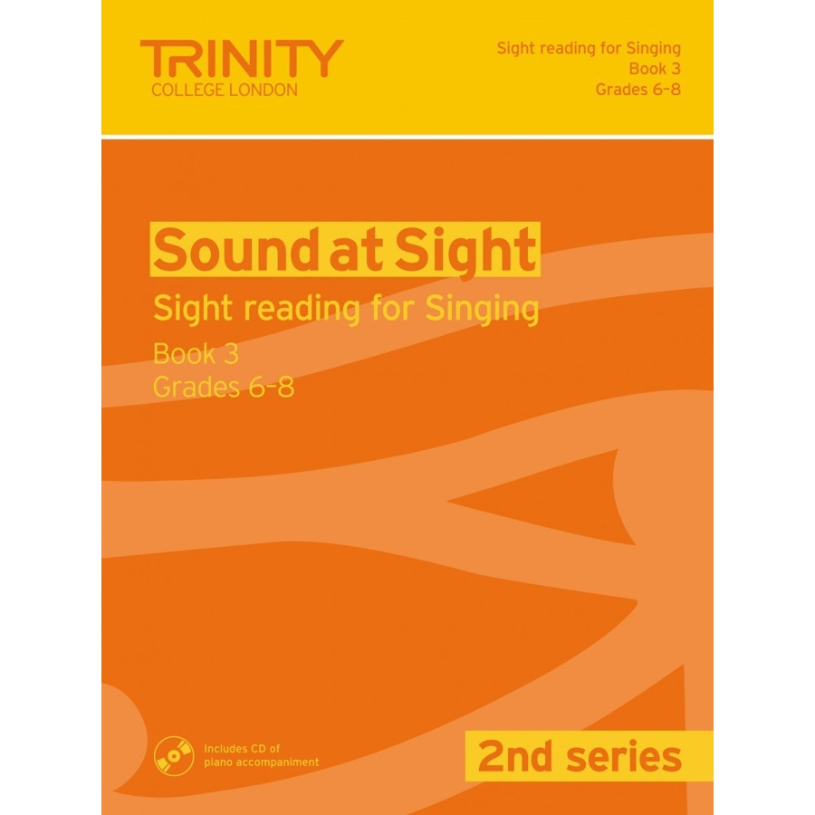 Trinity Sound at Sight Singing Book 3 (Grades 6-8)