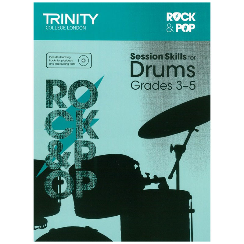 Trinity Session Skills Drums: Grades 3-5