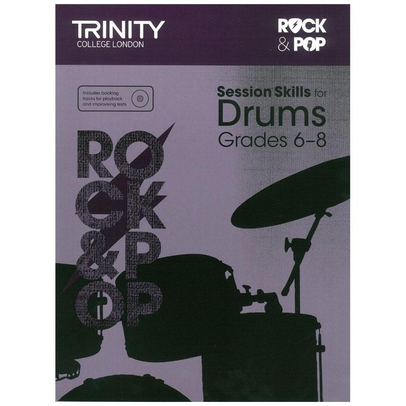Trinity Session Skills Drums: Grades 6-8