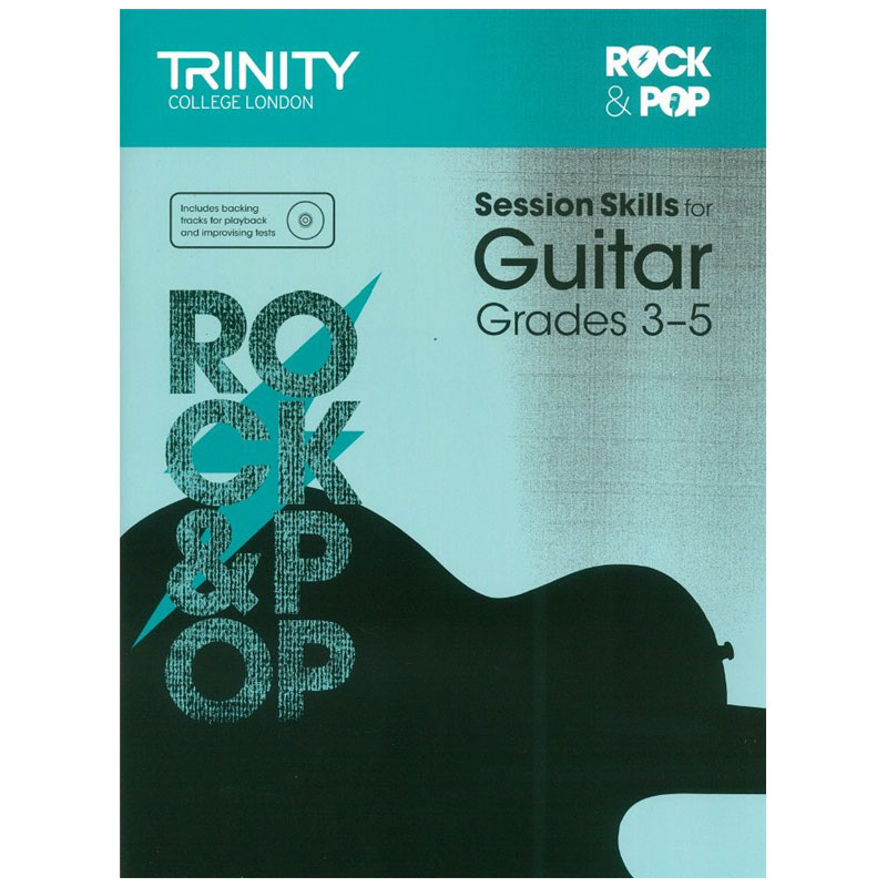 Trinity Session Skills Guitar: Grades 3-5