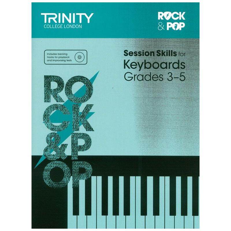 Trinity Session Skills Keyboards: Grades 3-5