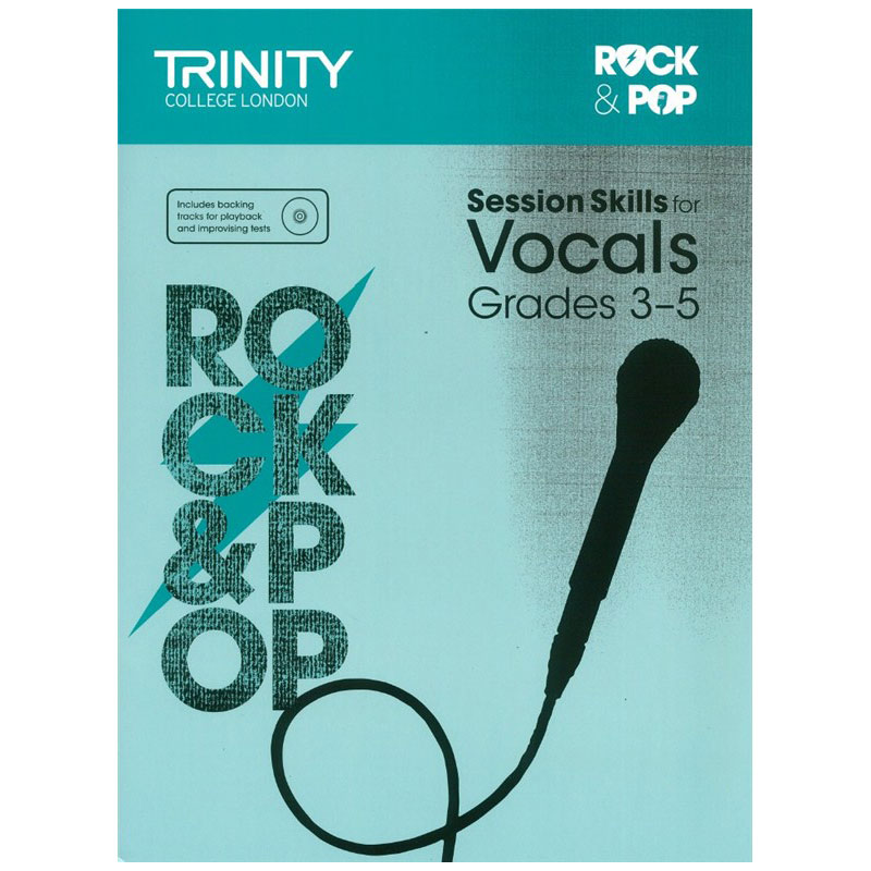 Trinity Session Skills Vocals: Grades 3-5