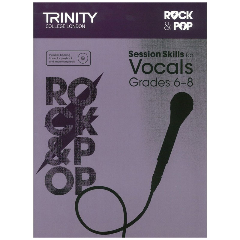 Trinity Session Skills Vocals: Grades 6-8
