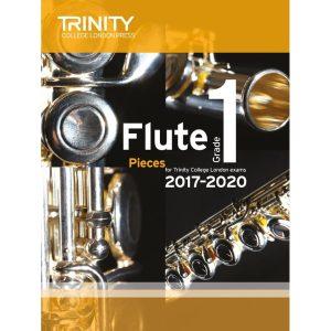 Trinity Flute Pieces Grade 1 2017-2020