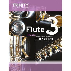 Trinity Flute Pieces Grade 3 2017-2020
