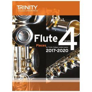 Trinity Flute Pieces Grade 4 2017-2020