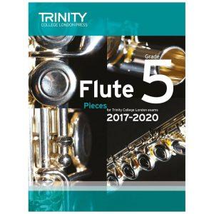 Trinity Flute Pieces Grade 5 2017-2020