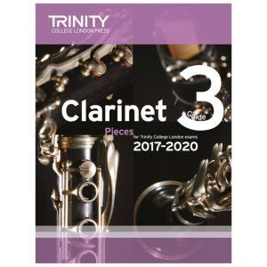 Trinity Clarinet Pieces Grade 3 2017-2020