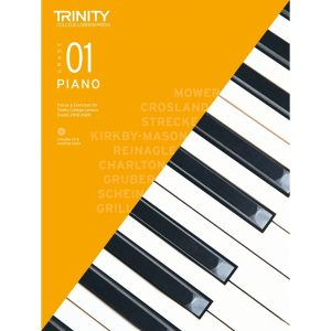 Trinity Piano Grade 1 2018-2020 with CD