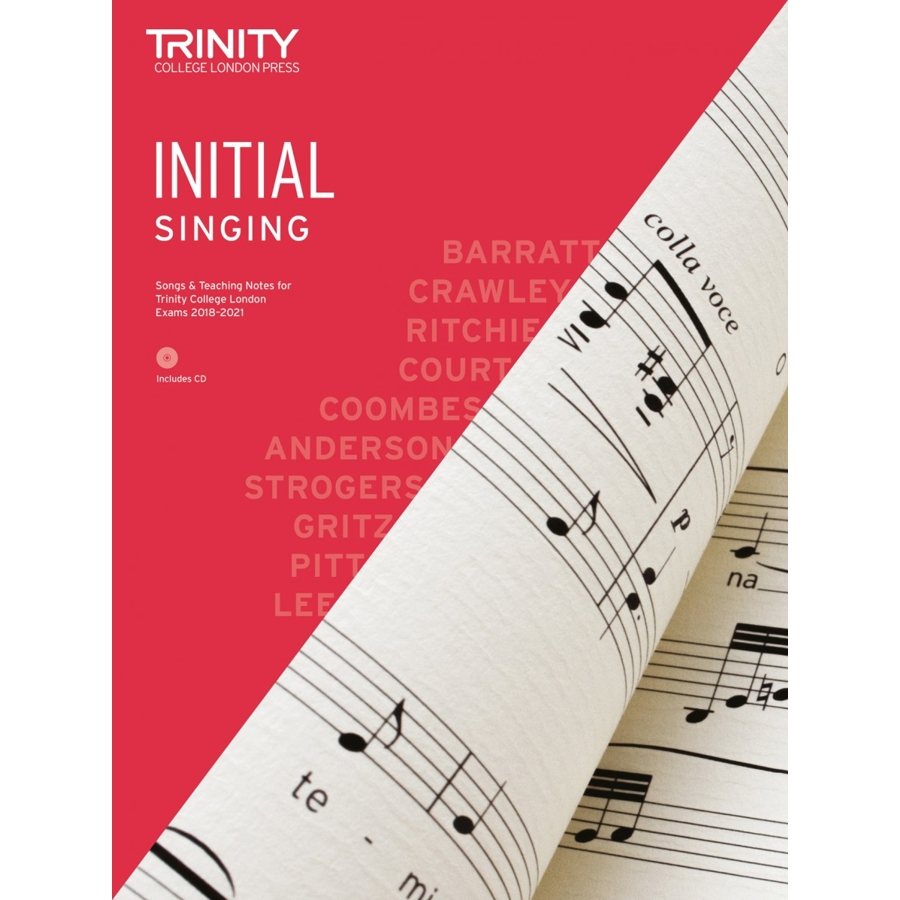 Trinity Singing Initial from 2018