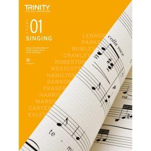 Trinity Singing Grade 1 from 2018