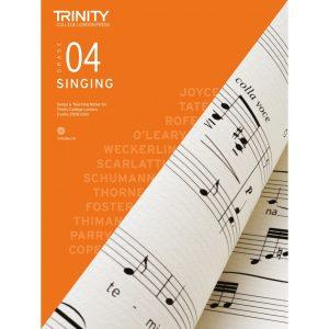 Trinity Singing Grade 4 from 2018