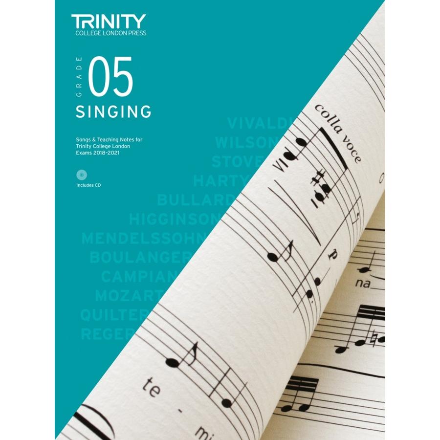 Trinity Singing Grade 5 from 2018