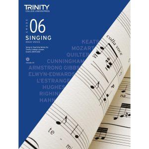 Trinity Singing Grade 6 from 2018