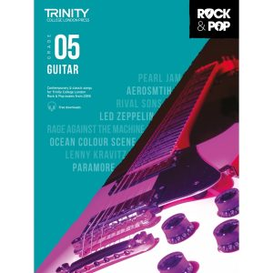 Trinity Rock & Pop 2018 Guitar Grade 5