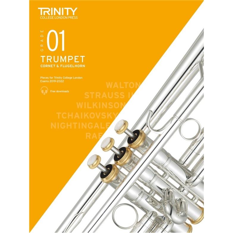 Trinity Trumpet 2019-2022 Grade 1