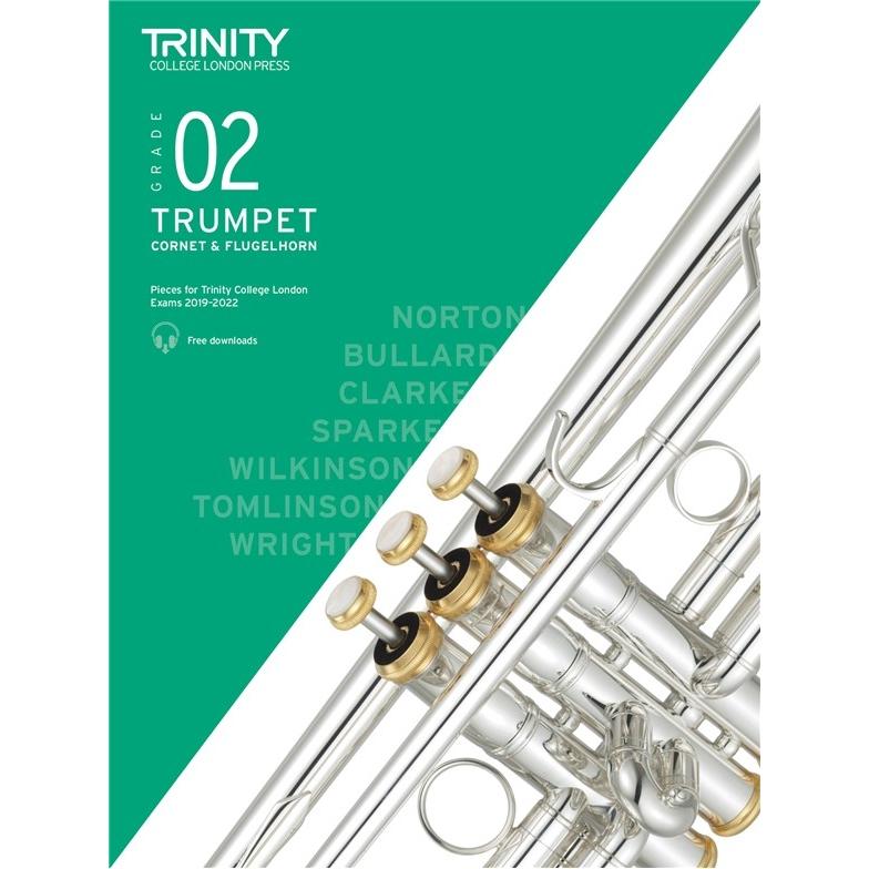 Trinity Trumpet 2019-2022 Grade 2