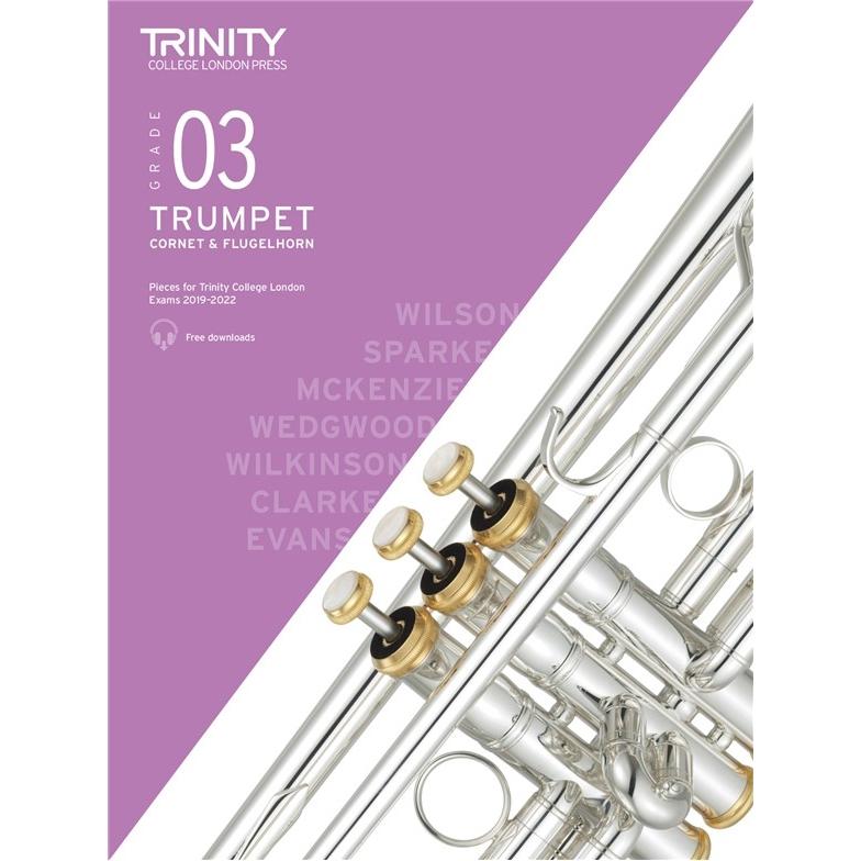 Trinity Trumpet 2019-2022 Grade 3
