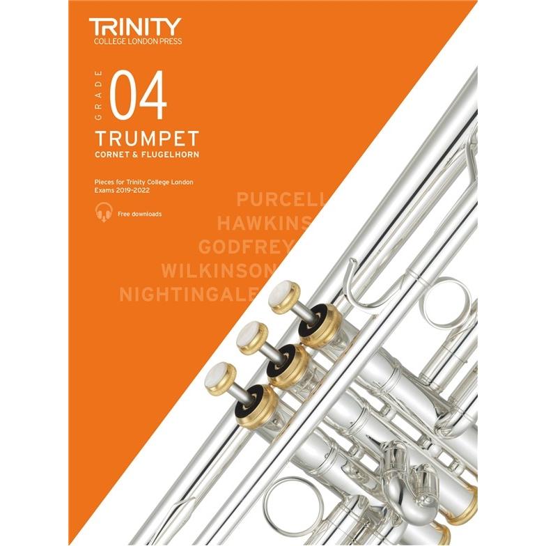 Trinity Trumpet 2019-2022 Grade 4